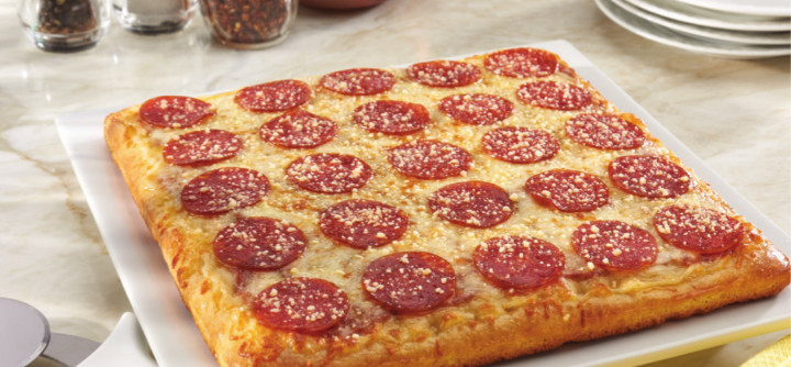 Garlic Pepperoni Pizza Kit
