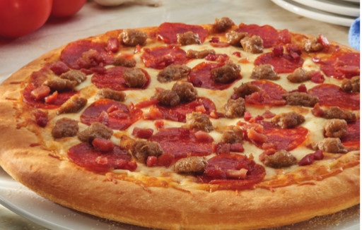 3 Meat Treat®Pizza Kit