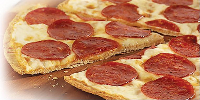 Thin Crust Pizza Little Caesars Fundraising